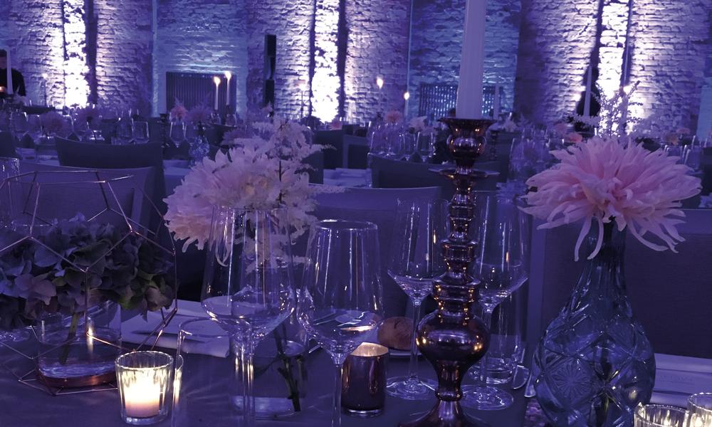 Gala Dinner Veranstaltung